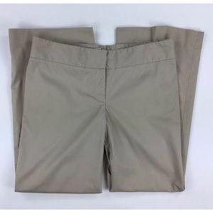 LOFT Maternity 6 M Khakis Pants Elastic Waist